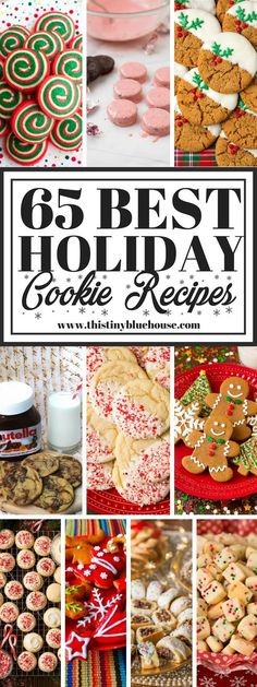 Best Holiday Cookies, Holiday Cookie Recipes, Holiday Desserts, Holiday Baking, Holiday Treats, Christmas Baking, Christmas Cookies, Holiday Fun, Christmas Holiday
