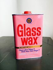 Unopened Gold Seal Glass Wax Pink Metal 16 oz New Old Stock Vintage Tins, Retro Vintage, Glass Wax, Support Small Business, Love To Shop, Pulp Fiction, Vintage Christmas, Christmas Decor, Childhood Memories