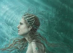 SEA NYMPH BY ANOTHER WANDERER