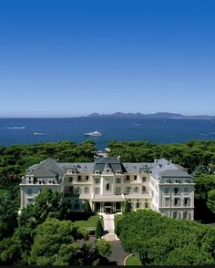 The Hotel Du Cap! One of my favorites!