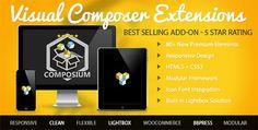 Codecanyon Visual Composer Extensions v4.3.0 WordPress Plugin