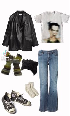 Teen Fashion Outfits, Retro Outfits, Grunge Outfits, Cute Casual Outfits, Look Fashion, 2000s Fashion, Edgy Outfits, Vintage Outfits, Aesthetic Grunge Outfit