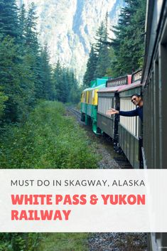 The White Pass & Yukon Railway is often touted as one of the most picturesque train journeys in the world, and for good reason. Be sure to add this excursion to your bucket list! Cruise Excursions, Shore Excursions, Cruise Travel, Cruise Vacation, Travel Usa, Disney Cruise, Shopping Travel, Beach Travel, Train Travel