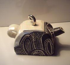 teapot hand built