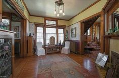 1896 Queen Anne - Cleveland, OH - $499,900 - Old House Dreams