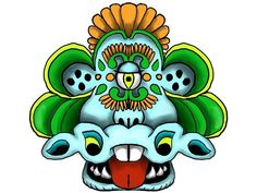 Nuru Deity of Planet Oitus #smile #like #fantasyart #artatx #illustration #like4like #followme #digitalart #deity #colorful #colorful #krita #digitalpaint #create #extraterrestrial #otherworld #creation #picoftheday #instagood #instalike #artofinstagram