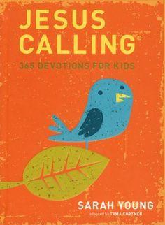 Jesus Calling: 365 Devotions for Kids - a great devotional guide for middle/upper elementary school kids.