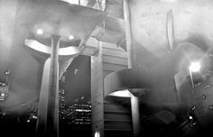 Experimental B&W urban photography by London based artist Antony Cairns. Famous Photographers, Cairns, Urban Photography, Urban Landscape, Lava Lamp, Cool Pictures, Gallery, Prints, Artist
