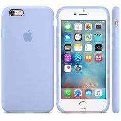 Lilac Lila 100% Echt Original Apple Silicone Case Silikonhülle Iphone 6S 4.7""