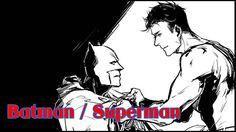 Batman / Superman - Stand By Me Batman And Superman, Stand By Me, Youtube, Music, Fictional Characters, Stay With Me, Musica, Musik, Muziek