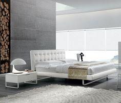 Alivar Blade-Esprit bed-nightstands | Giuseppe Bavuso