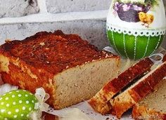 Domowy pasztet wiejski wg. Magdy Gessler Polish Recipes, Polish Food, Easter Recipes, Charcuterie, Meatloaf, Beef Recipes, Banana Bread, Good Food, Pork