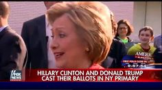 "Latest News on Donald Trump - Clinton Trump cast their votes in New York primary  ""  """"Subscribe Now to get DAILY WORLD HOT NEWS   Subscribe  us at: YouTube https://www.youtube.com/channel/UCycT3JzZbPLIIR-laJ1_wdQ  GooglePlus = http://ift.tt/1YbWSx2  http://ift.tt/1PVV8Cm   Facebook =  http://ift.tt/1UQVq5U  http://ift.tt/1YbWS0d   Website: http://ift.tt/1V8wypM  latest news on donald trump latest news on donald trump youtube latest news on donald trump golf course latest news on donald…"