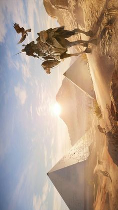 Assassins Creed Game, Assassins Creed Origins, Assassins Creed Odyssey, Egyptian Drawings, Egyptian Art, Egypt Concept Art, Assassin's Creed Black, Assassin's Creed Wallpaper, Ancient Egypt Art