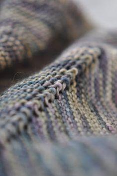 Husmorsskolan: Symöte - Tre olika sätt att sticka en sjal!