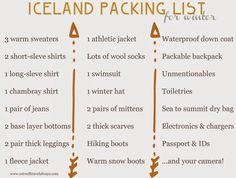 What the $%! to pack for Iceland (in March)
