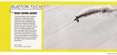 Copy Samples: Burton Snowboards - Catalog / Dealerbook by jamaica jenkins, via Behance