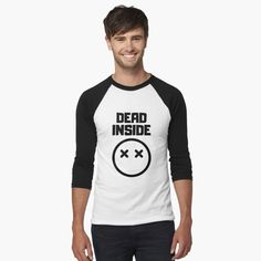"""Flowers in Her Hair, Magic in Her Eyes Boho Design"" T-shirt by Raglan-Rose Graphic T Shirts, Design T Shirt, Shirt Designs, Haikyuu, T Shirt Baseball, Funny Baseball, Manga Raglan, We Will Rock You, Athletic Looks"