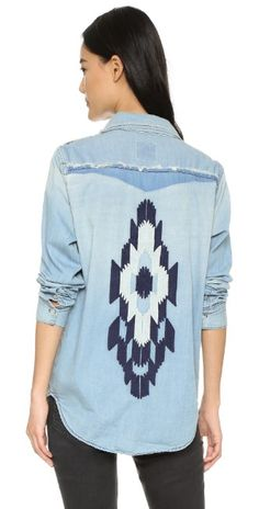 NSF Bliss and Mischief x NSF Lesli Shirt | SHOPBOP