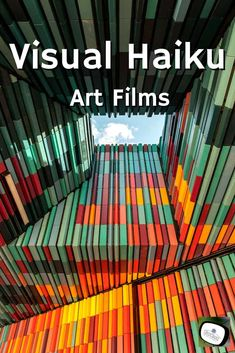 Visual Haiku, a collection of short films featuring the arts, artists, summer storms, backland prairies, racing pigeon and photographers.  #visualhaiku