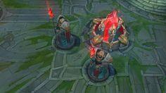 League of Legends - The Red Nexus