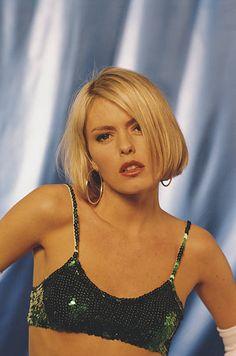 English actress and singer Patsy Kensit circa 1995
