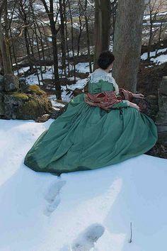 bronte dress back