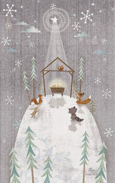 Christmas Card | Lynn Gaines