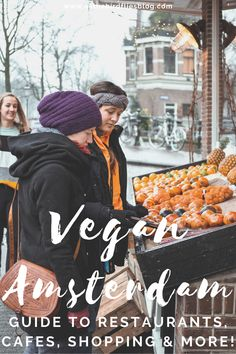 Amsterdam Travel: Ultimate Guide to Vegan Amsterdam - This guide to the vegan scene in Amsterdam vegan places to eat, drink and shop vegan food but also some recommendations for best Amsterdam vegan shops and stores, the best eco-friendly and sustainable places to stay that also cater well for vegans, as well as Amsterdam vegan coffeeshops where you can enjoy vegan cannabis products. Lots more general vegan tips and advice for visiting Amsterdam as a vegan. #Amsterdam #Travel #Vegan… Amsterdam Vegan, Amsterdam Travel Guide, Visit Amsterdam, Amsterdam Restaurant, Travel Snacks, Amsterdam Things To Do In, Vegan Shopping, Restaurants, Foodie Travel