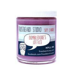 nerdy candle scents. harry potter, game of thrones, historical spots...I'm in love with this shop and even mores so since its based in Minneapolis! I have Dumbledore's office...you wouldn't believe how nostalgic this scent makes me feel :-)