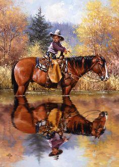 Image detail for -Cowboy Kids by Jack Sorenson