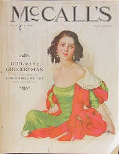 Set of 7 McCalls Magazines Dated From 1926 to by myabbiesattic, $35.00