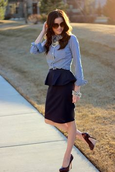 One of my favorite outfits! People are very relaxed here and loved the skirt.
