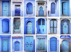 Modré město