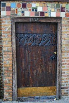 fabulous door ~ Chicago, Illinois by iva