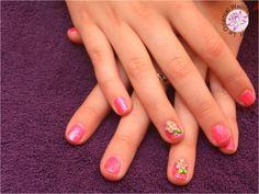 nail art nail-art nagel kinder kinderen meisjes utrecht www.LeOrientalWellness.nl
