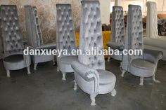Look what I found Via Alibaba.com App: - Antique french style small comfortable throne chairs for sale