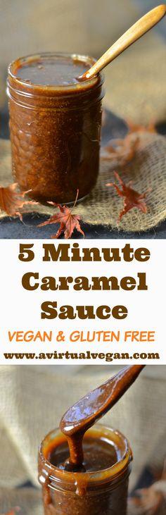 ... - Sauces - Caramel on Pinterest | Vegan caramel, Caramel and Sauces