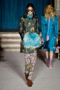 Matthew Williamson Autumn/Winter 2015 | Fashion, Trends, Beauty Tips & Celebrity Style Magazine | ELLE UK