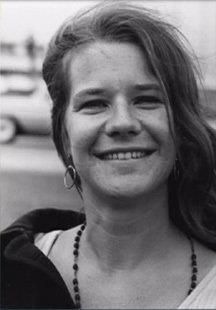 Just LOVE this pic of her...Janis Joplin. She sang jazz too... little girl blue, summertime, etc...