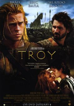 Troy Photo this is where I fell for brad pitt