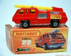 Matchbox Superfast 22c Blaze Buster
