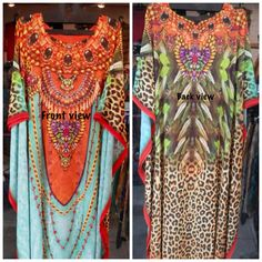Super glam crystal embellished Kaftans now 50% off    148cm in length. One size fits most to AU20    Don't miss out, limited stock available    #kaftans #bling #holiday#cruising #christmas #gift #instagift #summer | Shop this product here: http://spreesy.com/Glamystique/2 | Shop all of our products at http://spreesy.com/Glamystique    | Pinterest selling powered by Spreesy.com