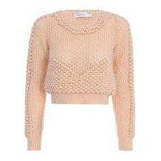 Backbeat Bauble Knit Sweater