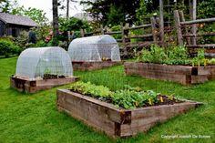 40+ DIY Vegetable Garden Ideas