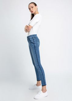 Damen Skinny Jeans Sustainable find