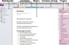 onenote notebook http://www.sueblimely.com/productivity-with-one-note/