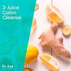 Homemade colon cleanse - Dr. Axe http://www.draxe.com #health #holistic #natural