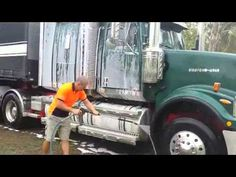 A video explanation on how to best use a touchless truck wash. This video covers the application, soap mixture and methodology of cleaning your truck to flee. Washing Soap, Trucks, Cleaning, Youtube, Truck, Home Cleaning, Youtubers, Youtube Movies