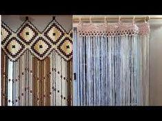 Resultado de imagen para cortinas en crochet